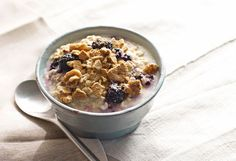7 Creative Variations on Oatmeal  Banish breakfast boredom with these intriguing ways to spice up your oatmeal.