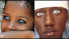 Os Olhos Mais Bonitos e Impressionantes do Mundo (Olhos que Encantam)