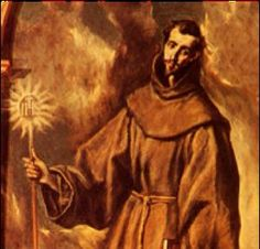 Saint Bernardine of Siena, words were very important to you. You spent most of your life speaking the golden words of Jesus' mercy and His Holy Name. And you abhorred words that were shameful. Pray for us that we may always choose to speak His Name with reverence and choose words of love over words of shame. Amen.