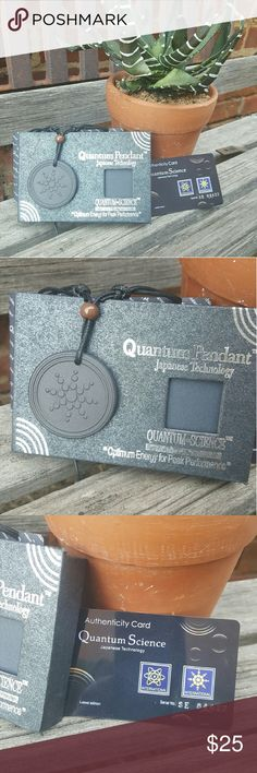 NEW!!! Quantum Pendant Why does the Quantum Pendant work? The reason the Quantum Pendant works is due to the fact that it contains deep earth minerals that you find in volcanic lava. Hence why volcanic lava is known to present so many health benefits. These deep earth minerals project out electrons in abundance. These electrons have a negative charge which is a good thing as it helps ground the body and literally energize us. Now before I go on I want to ask you something. Have you ever…