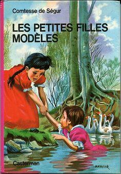 Les petites filles modèles, by Comtesse de SEGUR