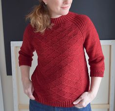 Ravelry: Carrie pattern by Josée Paquin