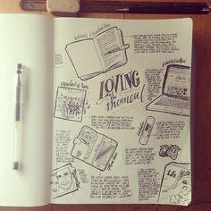 love her work beejaedee   latest doodles! sketch journaling is love. #sketch...