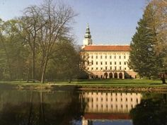 UNESCO World Heritage Site: Kroměříž Castle Kroměříž, Czech Republic