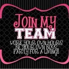 Come join my Team ~ Where you can BE YOUR *Own Boss while Partying for a living or even making an addtnl Part-Time income, on your way to Total sucess! Work YOUR *Own Hours and enjoy the use of Your *Own Products while being Paid for using them! SIgn Up Today for only $100. +++ your  *Best* minimum level Startup of a  *QUALIFIED-ORDER* for an Inspired, Successful, POWERFUL Start and let me show you How to #DiscoverWhatYouLove   Contact me Today and Ask Me How... #MaryKay #MyMaryKayLife