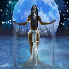 Have a magical night's rest underneath this beautiful Full Moon. Sweet dreams everyone. Many blessings, Cherokee Billie