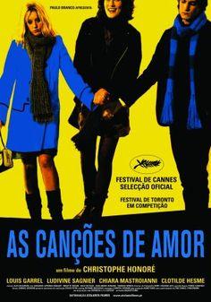 巴黎小情歌-Les Chansons D'Amour- 在愛情裡,我們都是自戀的水仙