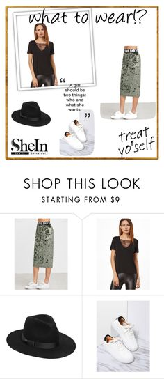 """Shein 29"" by zerina913 ❤ liked on Polyvore featuring Lack of Color and shein"