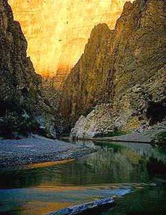 Big Bend National Park - Can you believe this is in Texas?!?