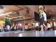 """Hit the Floor"" Dance Fitness with Medora - YouTube"