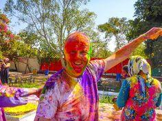 Holi festival 2014 in Jaipur Holi, India, Jaipur, Colorful, Goa India, Holi Celebration, Indie, Indian