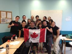 ESL class 2013.