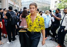 The Top 8 Street Style Trends at the Spring '18 Menswear Shows
