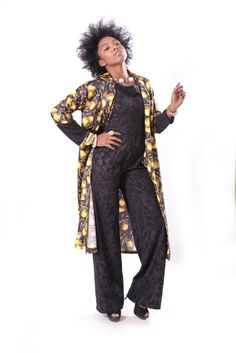www.tamaraheraclio.com  Culula spring coat.
