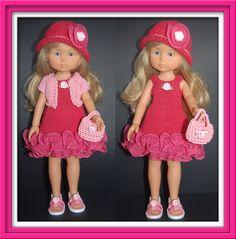 Vêtements Compatible Poupée Corolle LES Chéries Paola Reina ♥CENTRALPERK69♥ | eBay