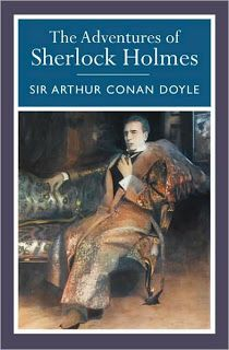 The Adventures of Sherlock Holmes, by Sir Arthur Conan Doyle.