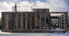 Machagua House / Croxatto y Opazo Arquitectos
