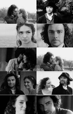 Find someone that looks at you the way Ross and Demelza look at each other 😍😍😍