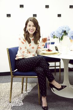 Bridal Brunch with Kate Spade New York — Hello Adams Family Sweater Weather, Sequins And Stripes, Dress Alterations, Fashion Over 50, Pattern Mixing, All Things Beauty, Passion For Fashion, Style Guides, Autumn Winter Fashion