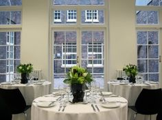 The Garden Room at the Bluecoat