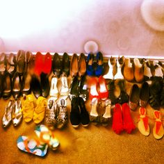 Summer's shoes