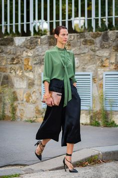 Culottes are a great summer staple and alternative to those cut offs