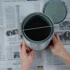 Band together to make messy paint cans a distant memory. If this isn't our masterpiece, it's at least a brush with greatness.