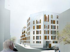91 logements, Carrières-sous-Poissy (78) : RAUM