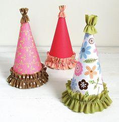 Дело в шляпе: шляпки для детского праздника своими руками