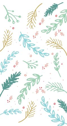 Wall Paper Pastell Weihnachten 19 New Ideas Holiday Iphone Wallpaper, Wallpaper For Your Phone, Christmas Wallpaper, Floral Wallpaper Iphone, Winter Wallpaper, Flower Wallpaper, Pattern Wallpaper, Wallpaper Backgrounds, Blank Wallpaper