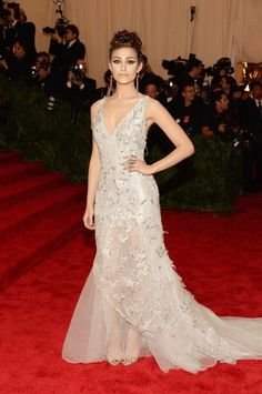 Baile do MET: o tapete vermelho do gala em 2013 - Vogue | Red carpet