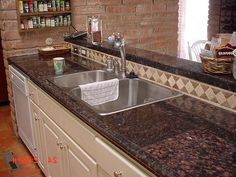 Porcelain slab countertops-6