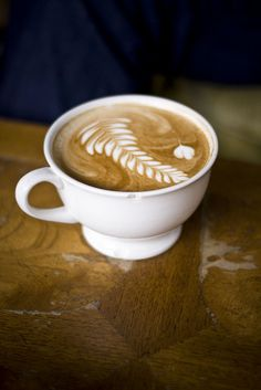 coffeenotes:  Latte by amanda (slh) on Flickr.