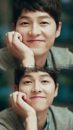 Song Joong Ki so cute ♡^^♡ Asian Actors, Korean Actresses, Korean Actors, Park Hae Jin, Park Seo Joon, Song Joong Ki Cute, Soon Joong Ki, Decendants Of The Sun, Descendants