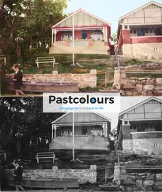 Home - Past Colours Vivid Colors, Colours, Old Buildings, Its A Wonderful Life, Beautiful Family, Banks, Family Photos, Families, Home And Family