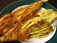 Un buen Salvadoreño conoce este platillo, los Rellenos de Pacaya que son tan típicos. Pero quizas no todos los sepan hacer correctamente, para ellos, aqui la receta completa.