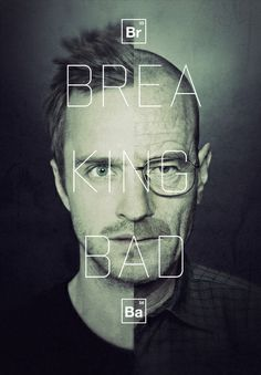 """Because I say so. Breaking Bad  SMALL (13"""" X 18"""")  $22.00"""