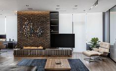 Die besten 25 tv wand ideen auf pinterest tv wand ideen tv wand do it yourself und tv wand - Glastrennwand wohnbereich ...