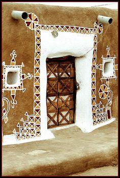 Jaisalmer, Rajasthan Doorway
