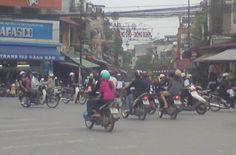 Vietnam train route