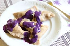 bezglutenowe pierogi z jagodami Pierogi, Cooking, Breakfast, Food Ideas, Summer, Cuba, Cucina, Breakfast Cafe, Kochen