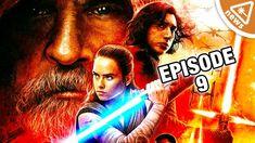 Will Star Wars Time Jump in Episode 9? **SPOILERS** (Nerdist News w/ Jes...