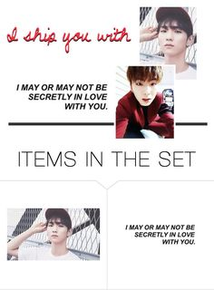 """Ship for Kat!"" by niamho99 ❤ liked on Polyvore featuring art, kpop, niamho99 and niamhoships"