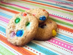 Todd & Lindsey: Loaded Cake Mix Cookies