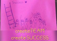 Create ## success :)