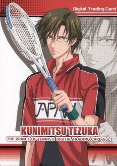 Tezuka Kunimitsu - Tennis no Ouji-sama - Mobile Wallpaper - Zerochan Anime Image Board Prince Of Tennis Anime, Anime Prince, Samurai, Handsome Anime Guys, Sasunaru, V Taehyung, Anime Love, Art Reference, Animation