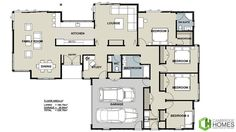 Cambridge Homes Auckland   Beverly Design Layout