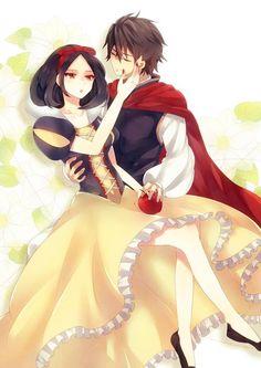 Snow White Anime Version