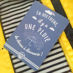 Découvrez notre collection de cartes postales bretonnes, format A6 - citations & humour