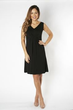 Kathy Bamboo Dress by Bamboo Body